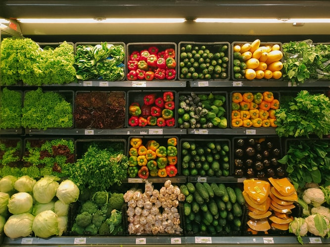 green environment tips grocery shopping