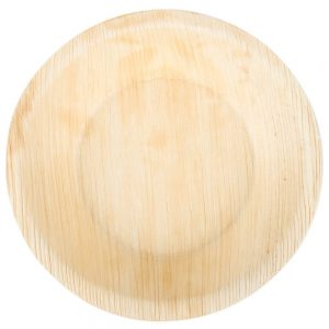 "Perfectware Palm Plate 6"" - round, deep"