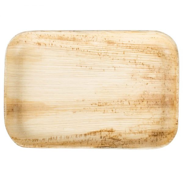 Perfectware Palm Plate 9x6 - rectangle