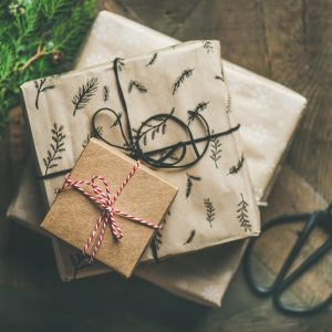 Holiday Wrap-Up Shop: Earth-Friendly Wrapping Solutions