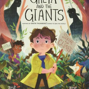 Greta and the Giants book cover
